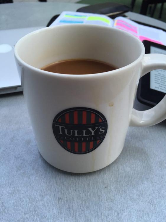 タリーズコーヒー六本木ヒルズ店