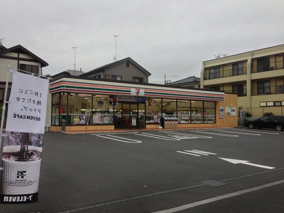 7-Eleven (セブンイレブン 秦野文化会館通り店) - メイン写真: