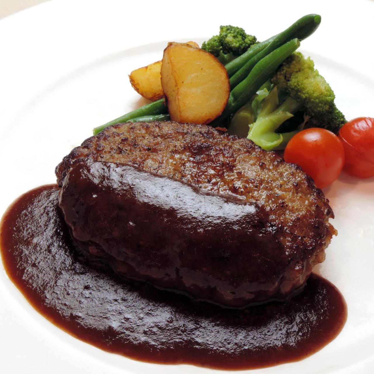 The 4 Best Hamburger Steak in Shimane
