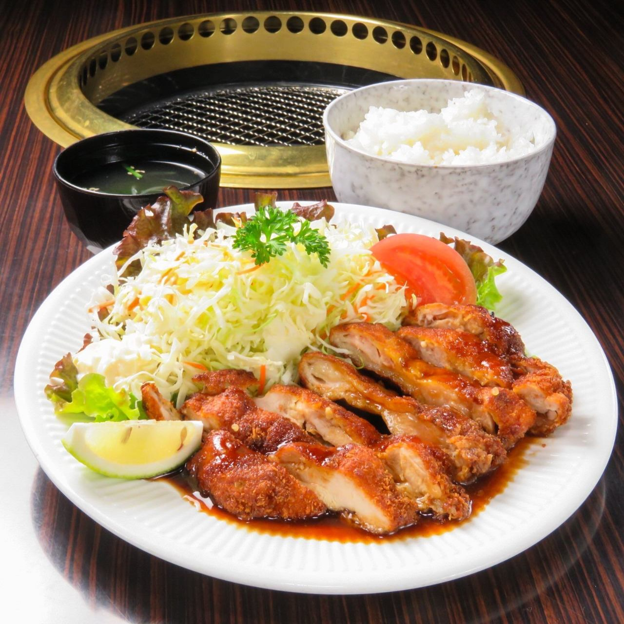 The 6 Best Chicken Cutlet Set Meal in Mie