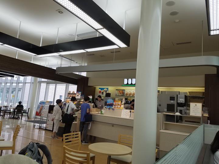 ドトールコーヒーショップ 名古屋大学病院店
