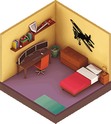Blog articles for Teen room