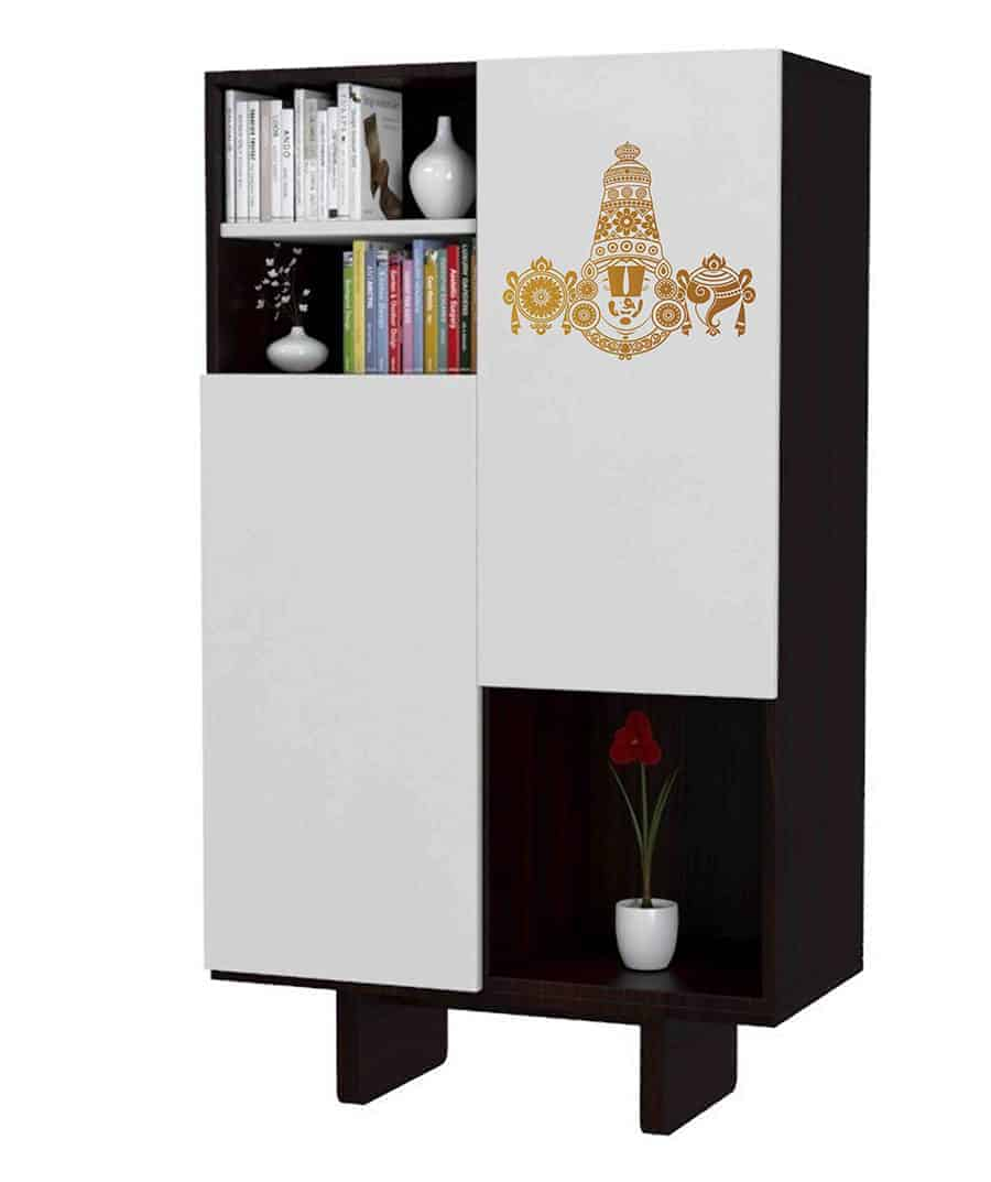 WDC01001 Tirupati Balaji Copper M room decal