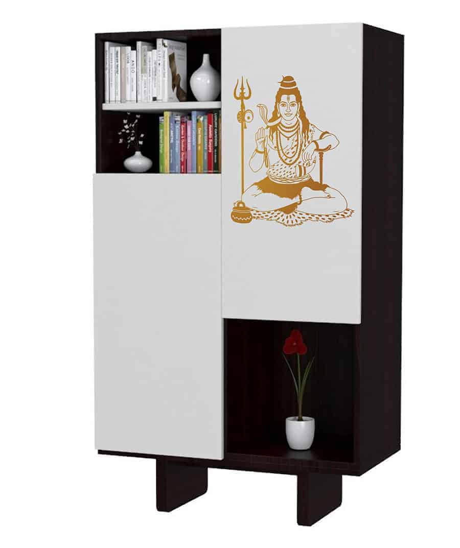 WDC01035 Lord Shiva Copper M room decal