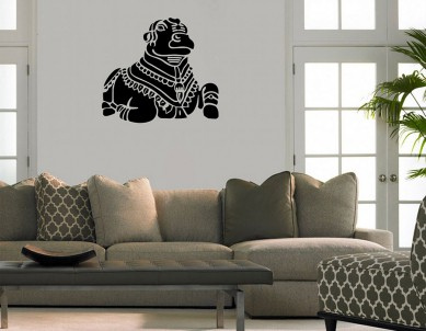 Nandi Bull Wall Sticker