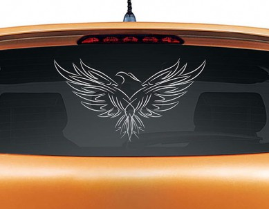 Fly like an Eagle Car Graphics