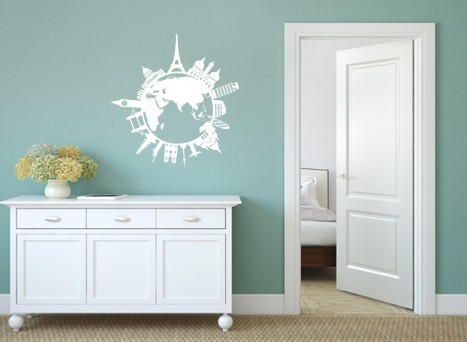 Top 30 Kids Room Design Ideas For Boys Using Wall Stickers & Printed Decal