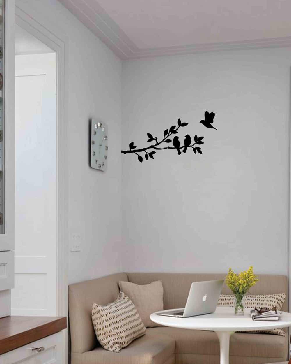 Small Branch Living room decal