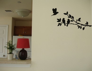 Small Branch Wall Sticker