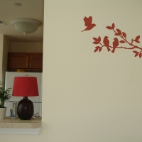 Small Branch Universal2 room decal
