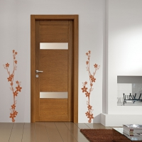 Sakura Blossom 3 Entrance room decal