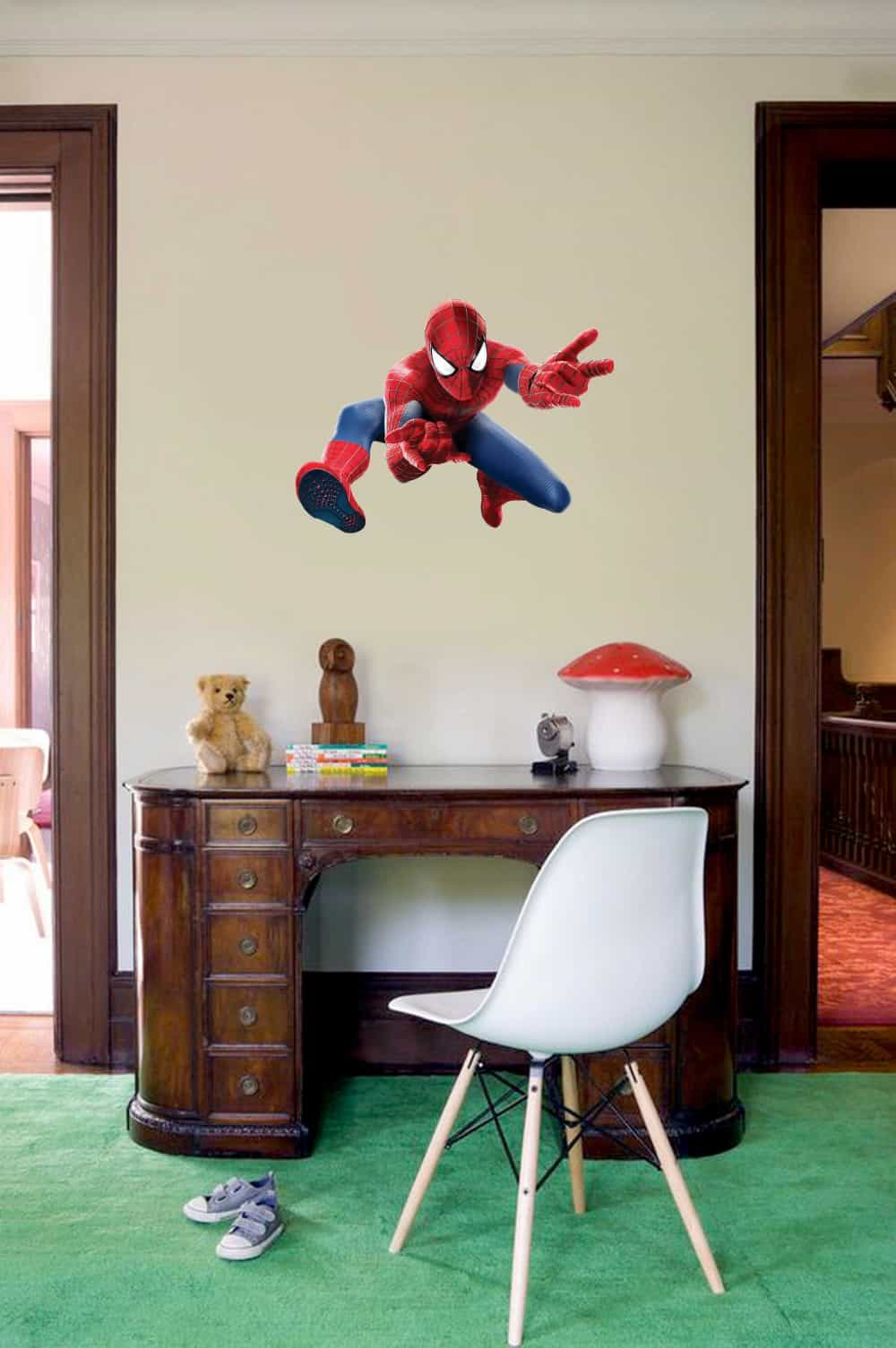 Spiderman Living room decal
