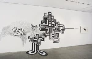 Make your exhibitions lively with decals