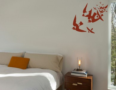 Swallow Birds Wall Sticker