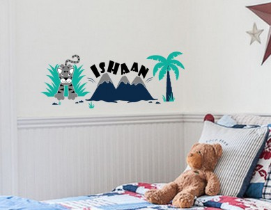 Jungle Roar Wall Sticker