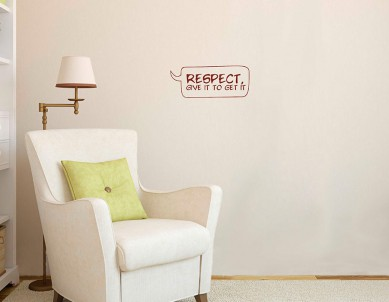 Comic Sayings Wall Sticker