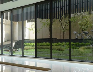 Sun Control Glass Film – Dark tint for cool indoors and privacy