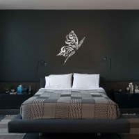 Butterfly Love Teen2 Wall Sticker