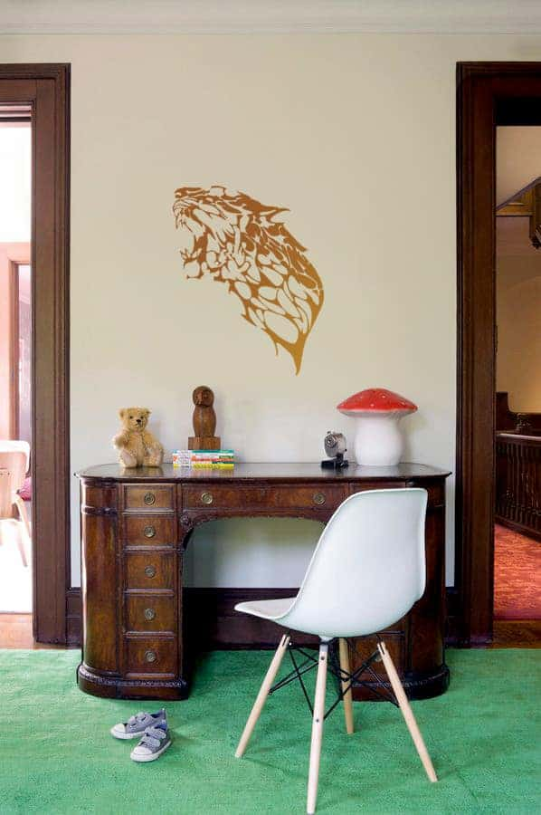 Roar of the Beast Universal Wall Sticker