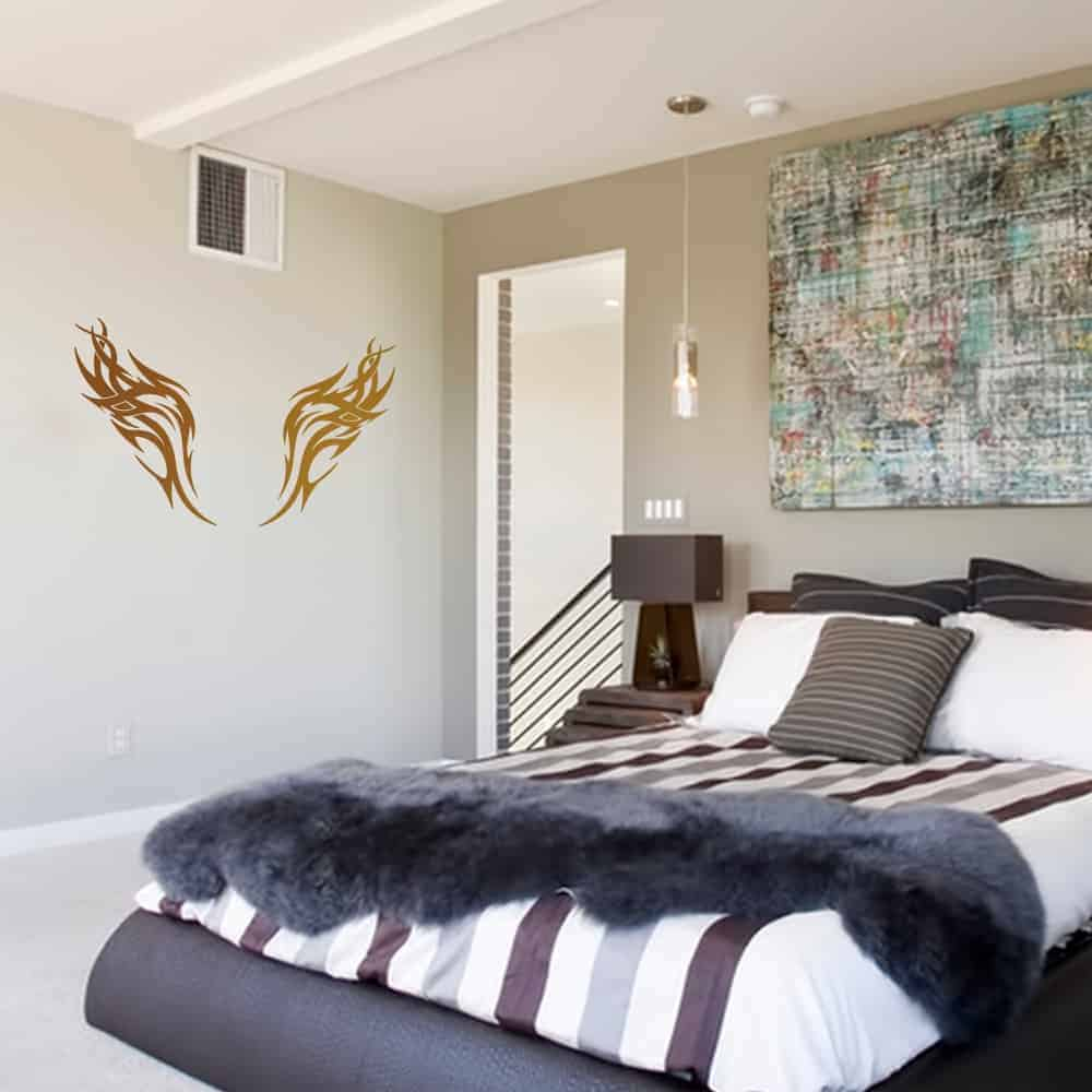 Wings of the Eagle Bedroom Wall Sticker