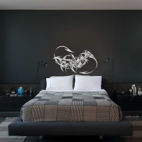 Dragon Tail Bedroom3 Wall Sticker