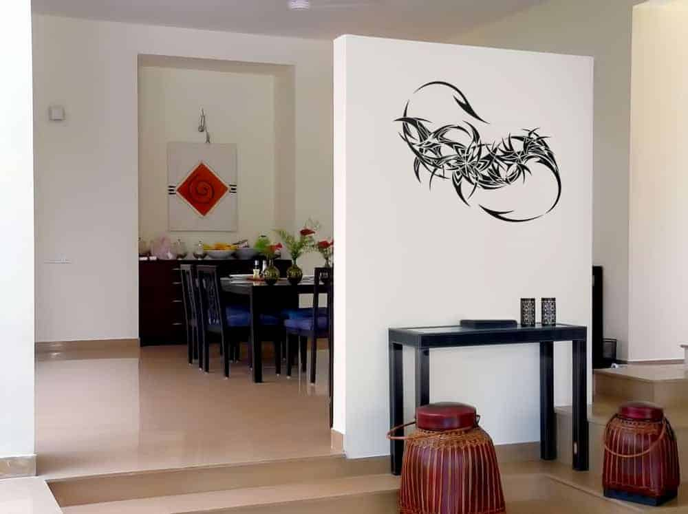 Dragon Tail Universal Wall Sticker