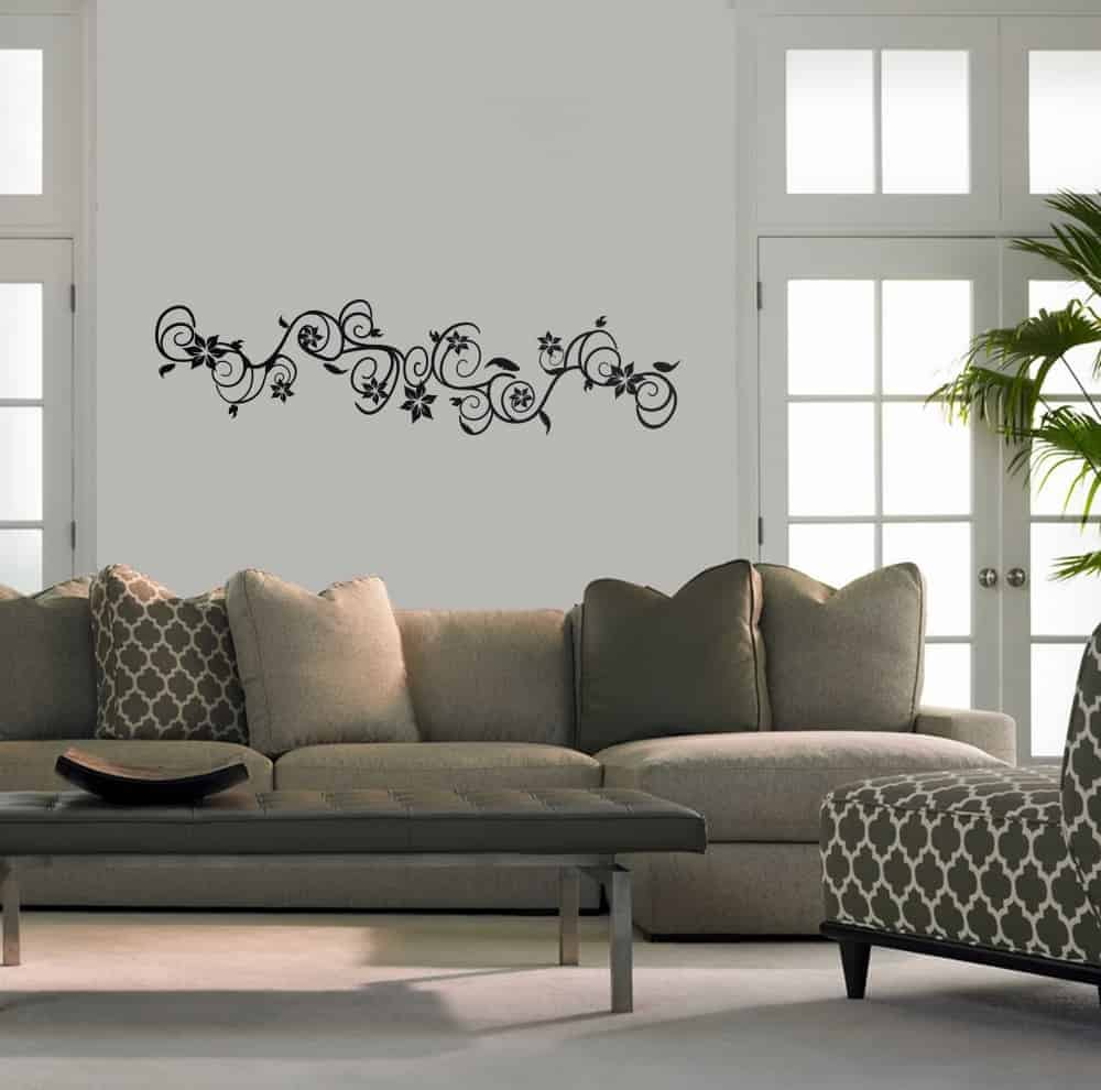 Vine my Drive Living Wall Sticker