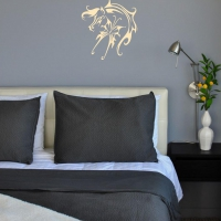 Fly Like a Horse Bedroom3 Wall Sticker
