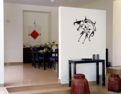 Fly Like a Horse Wall Sticker