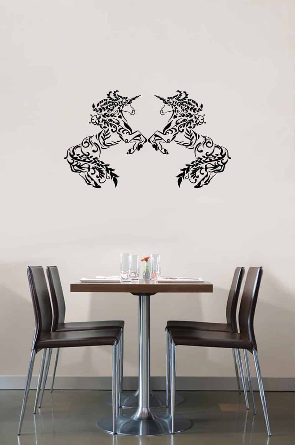 Horse Of My Dreams Dining Wall Sticker
