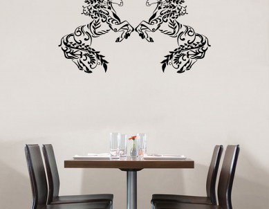 Horse Of My Dreams Wall Sticker