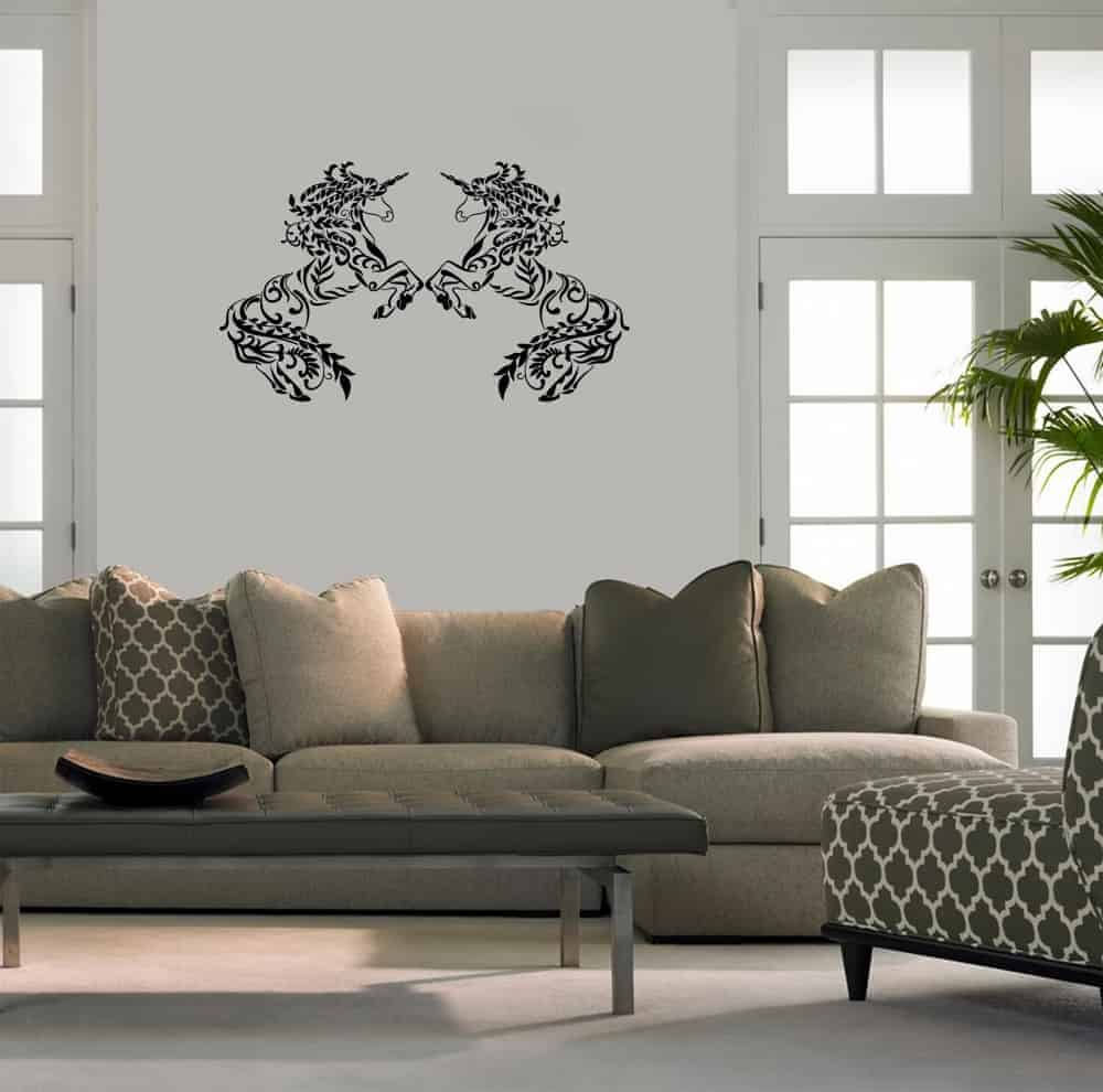 Horse Of My Dreams Living Wall Sticker