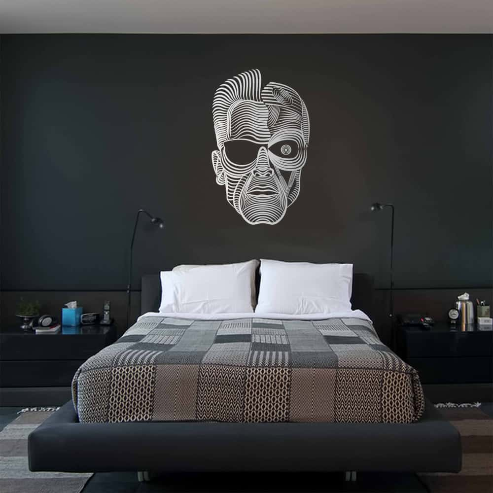 Terminator Bedroom3 Wall Sticker