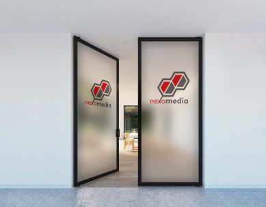 Print your logo for Office / Shop / Wall / Glass / Car