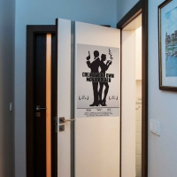 WDPRAMMM0001 Print your favourite Movie Wall graphic panel door