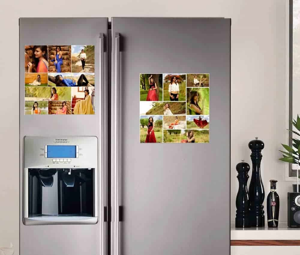 Print Your Photo Into Fridge Magnet 2 room decal