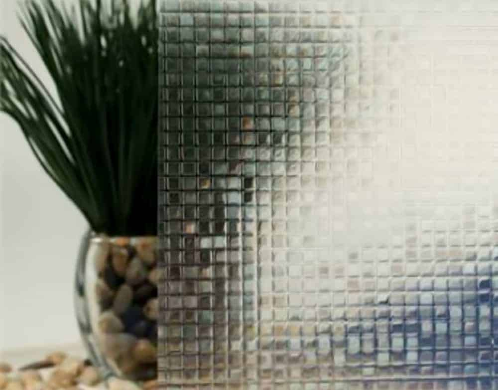 3D Mosaic Pattern Window room sticker