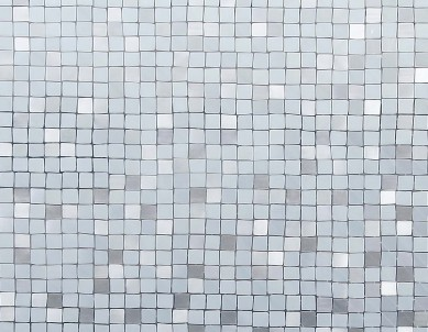 Square Glass Mosaic Glass Film
