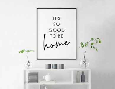40+ ideas to decorate your interiors with quotes and words on the walls of your home – using wall stickers