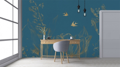 Complete guide to choosing Printed Nature Scenery Wallpaper for a stunning home decor