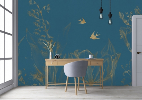 Complete guide to choosing Nature Scenery Printed Wallpaper for a stunning home decor