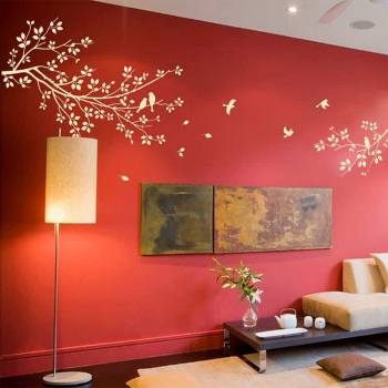 Wall Sticker – Assorted Works