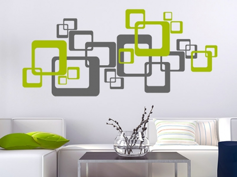36 Wall Sticker Designs To Create Your Unique Style