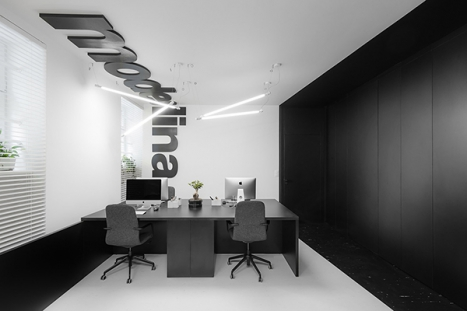 40+ Corporate Wall Ceiling Designs That Highlight Your Company's Dreams, Goals, And Achievements