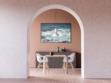 Recreate the seaside magic inside your home with WallDesign!