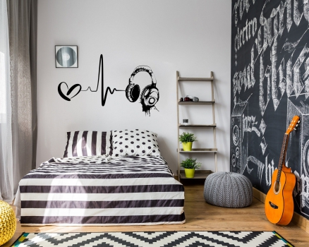 Prove The Mettle Of The Institute With Your Best Music Wall décor