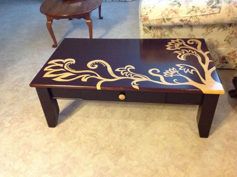 40+ Humorous Way To Spruce Up Your Furniture With Paint Stencils, Vinyl Wraps & Decals