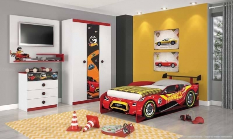 50 DIY Ideas To Revitalize The Furniture Of Your Child's Room With A Pinch Of Fun!