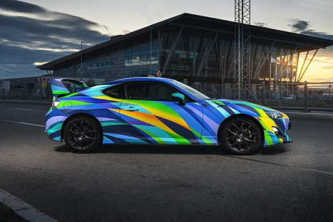 100+ Custom Wrapping & Printed Decal Ideas For Cars Using Vinyl Graphics!