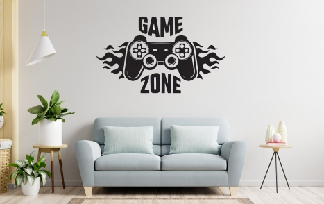 30+ Wall Stickers Ideas For Teen Boys Using WallDesign's Vinyl Sticker and Printed Decal